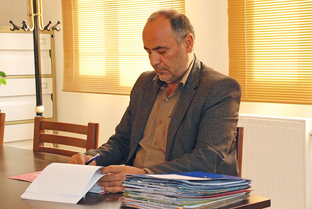 جلسه مشترک مسئولین اداره اوقاف استان و مدبر کل زندان های استان و مدیر نمایندگی ستاد دیه استان
