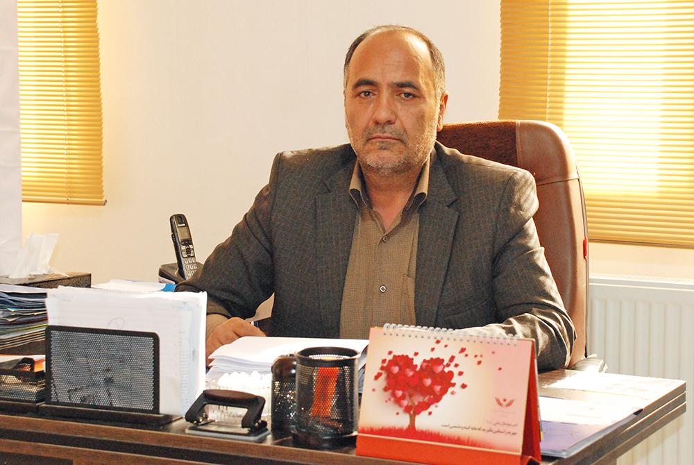 اخذ رضایت شکات در محل ستاد دیه استان مرکزی